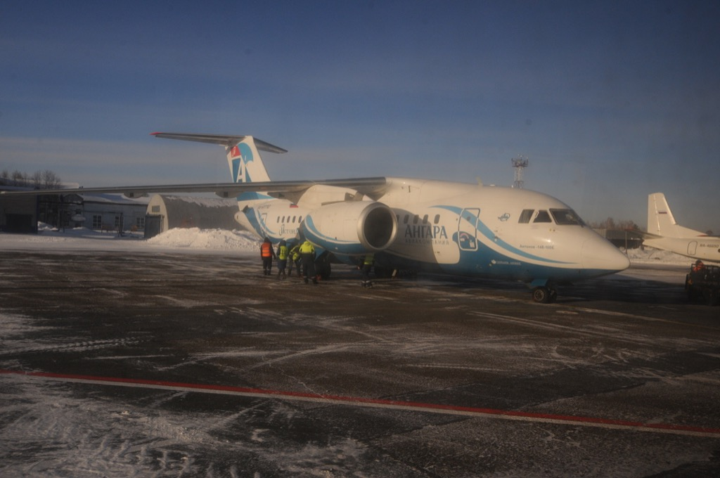 The Ultimate Russian Aviation Tour